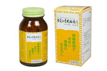 【第2類医薬品】【送料無料】半夏白朮天麻湯Aエキス錠 三和生薬 270錠