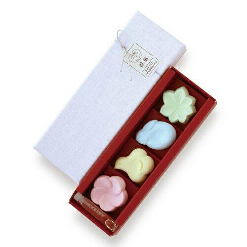 日本香堂の形香香菓−かぐのみ−アソート4種入オイル付