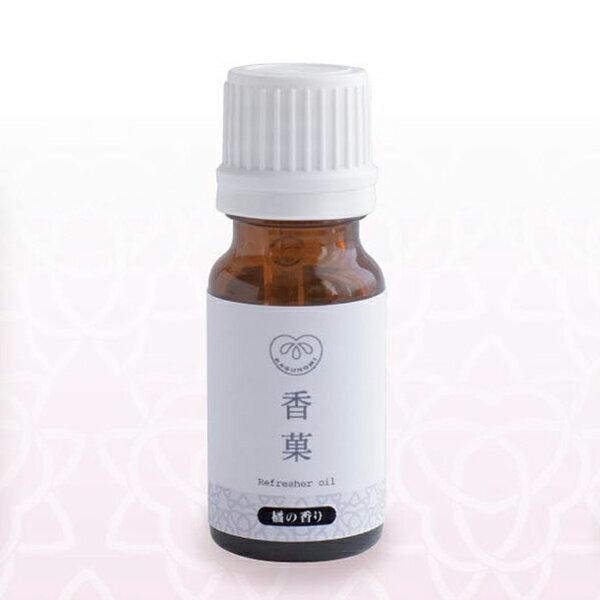 日本香堂の形香 香菓−かぐのみ− 専用オイル橘の香り 10ml