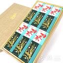 梅栄堂のお線香ギフト 好文木 小箱6箱桐箱入り【贈答用】【進物】