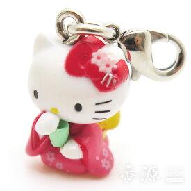 【国内&香源限定ハローキティ】お香キティちゃんファスナーマスコットピンク