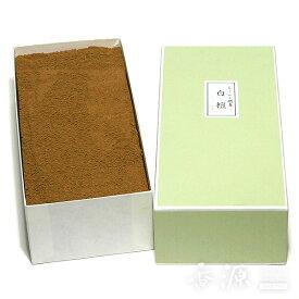 長川仁三郎商店のお香 らくらく燃香 白檀500g入 注香器付き