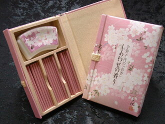 Japan incense Temple incense UNO Chiyo happiness fragrance collection-sticks 36 PCs