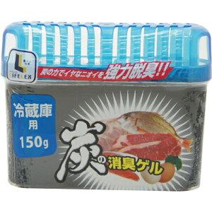炭の消臭ゲル 冷蔵庫用 KG15−5783 業務用 芳香剤 消臭剤 冷蔵庫 コーナン