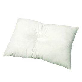 ウォッシャブル枕 くぼみ有り 約43×63cm 枕 ストレートネック まくら