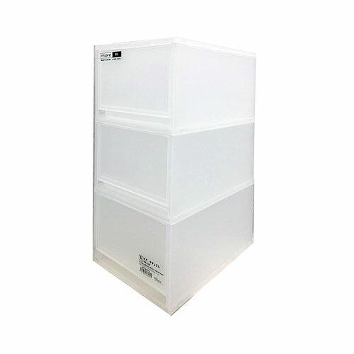 モア ナチュラル NB−530 KIT18−1015 衣装ケース 衣装ボックス 収納 収納ボックス 衣類収納 押入れ収納ボックス 収納家具 クローゼット プラスチック 収納用品 収納ケース 引き出し コンパクト コーナン