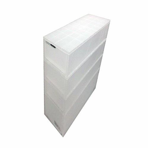 モア ナチュラル スリムD4段 KIT18−1183 衣装ケース 衣装ボックス 収納 収納ボックス 衣類収納 押入れ収納ボックス 収納家具 クローゼット プラスチック 収納用品 収納ケース 引き出し コンパクト コーナン