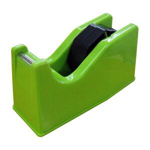 テープカッター台 グリーン KO14−5666G おしゃれ かわいい 台 opp セロハン