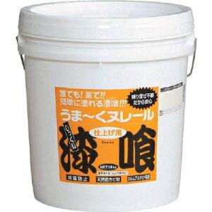 ≪あす楽対応≫日本プラスター うま〜くヌレール18kg クリーム塗料・補修用品 接着剤 万能タイプ 塗料・補修用品 補修用品 壁材