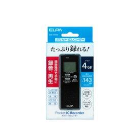 朝日電器 ICレコーダー4G ADK−ICR500