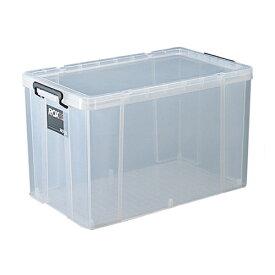 ロックス クリア 740−3L AC 収納 収納ボックス 収納ケース プラスチック 引き出し収納 押入れ収納 クローゼット ケース 衣類収納