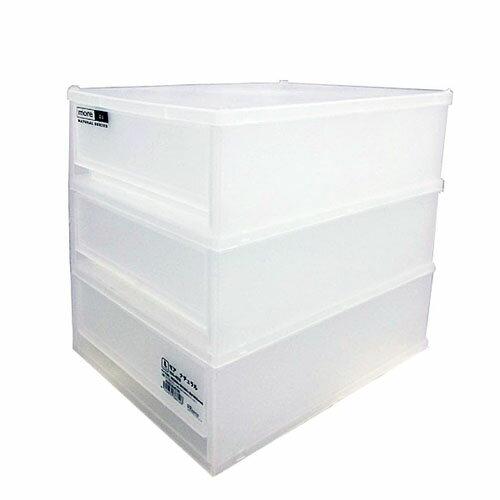 モア ナチュラル NA−403 KKG18−8196 収納 収納ボックス 衣類収納 押入れ収納ボックス 収納家具 クローゼット プラスチック 収納用品 収納ケース コンパクト 小物収納 コーナン
