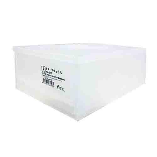 モア ナチュラル NA−510 KIT18−0971 衣装ケース 衣装ボックス 収納 収納ボックス 衣類収納 押入れ収納ボックス 収納家具 クローゼット プラスチック 収納用品 収納ケース 引き出し コンパクト コーナン