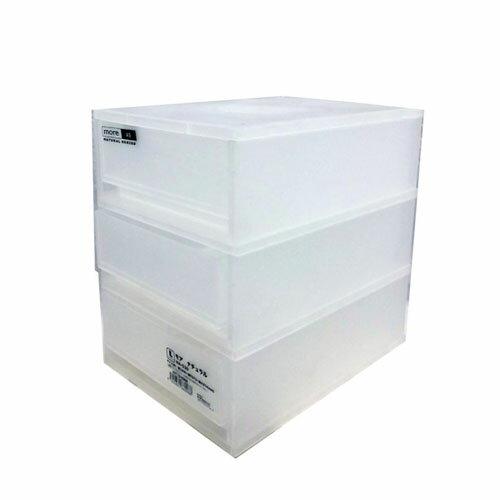 モア ナチュラル NA−530 KIT18−0988 衣装ケース 衣装ボックス 収納 収納ボックス 衣類収納 押入れ収納ボックス 収納家具 クローゼット プラスチック 収納用品 収納ケース 引き出し コンパクト コーナン