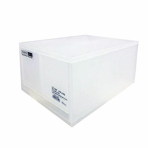 モア ナチュラル NA−410H KIT18−104 衣装ケース 衣装ボックス 収納 収納ボックス 衣類収納 押入れ収納ボックス 収納家具 クローゼット プラスチック 収納用品 収納ケース 引き出し コンパクト コーナン
