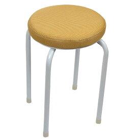 スツール BE/WH パイプイス パイプ椅子 ミーティングチェア 会議イス 会議椅子 パイプチェア パイプ椅子 コーナン