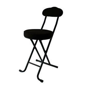 背付きFDチェアー BR/BK パイプイス パイプ椅子 ミーティングチェア 会議イス 会議椅子 パイプチェア パイプ椅子 コーナン 折りたたみ コンパクト