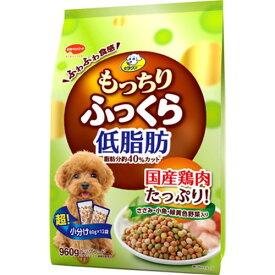 日本ペットフード ビタワン もっちりふっくら 低脂肪 ささみ・小魚・緑黄色野菜入り 960g