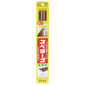 ≪あす楽対応≫川口技研 階段用すべり止め 茶