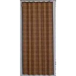コーナンオリジナル 竹カーテン 焼竹 ブラウン 約100×170cm【ラッキーシール対応】