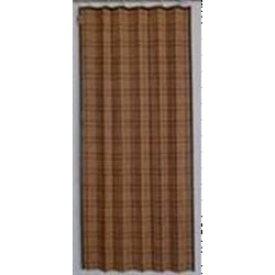 コーナンオリジナル 竹カーテン 焼竹 ブラウン 約100×170cm