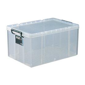 ロックス クリア 660L 収納 収納ボックス 収納ケース プラスチック 引き出し収納 押入れ収納 クローゼット ケース 衣類収納