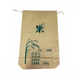 コーナン オリジナル 米袋 30kg KB30K