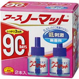 アース製薬 アースノーマット 90日用 無香料 とりかえ用 45ml×2本