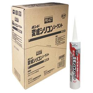 コーナン オリジナル PROACT(プロアクト) コニシ 変成シリコンシーラント ホワイト 320ml ×10本セット