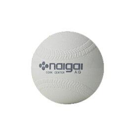 内外ゴム(NAIGAI) ソフトボール1号 検定球 NEW1 NEW-11号