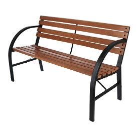 ≪あす楽対応≫コーナン オリジナル LIFELEX ガーデンベンチ LFX10−9692約幅120×奥行55×高さ73cm