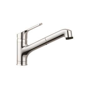 ≪あす楽対応≫LIXIL INAX キッチン用ハンドシャワー付きシングルレバー混合水栓 RSF-833Y