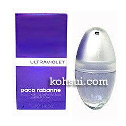 パコラバンヌ ウルトラ ヴァイオレット EDP SP 80ml レディース 香水