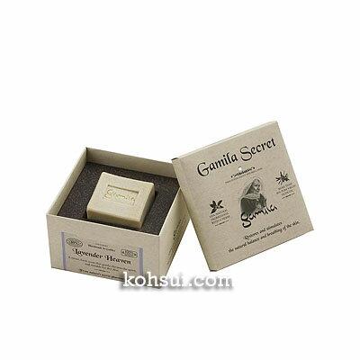 ガミラシークレット 石鹸 ラベンダー115g