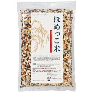 日本豊受自然農 ほめっこ米 500g