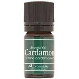 アロマアンドライフ 精油 カルダモン ハンドメイドコスメ 素材 5ml