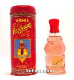 ヴェルサーチ レッドジーンズ EDT SP 75ml レディース 香水