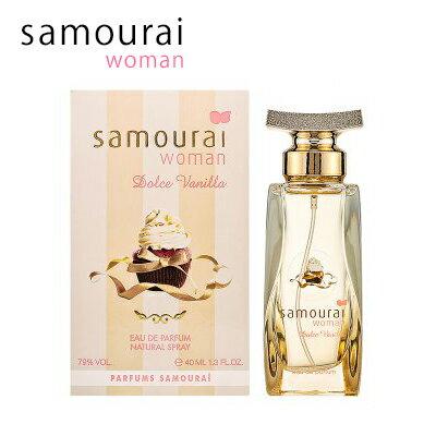 アランドロン サムライウーマン ドルチェバニラ EDP SP 40ml レディース 香水