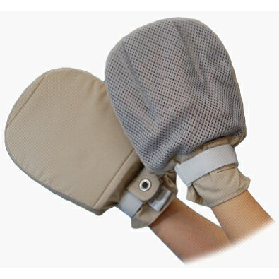 竹虎 セーフミトン3 1双入(適応手首廻り:13〜20cm/手の長さ:14〜19cm) ミトン型手袋