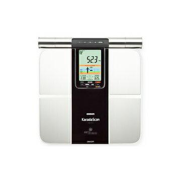 オムロン 体重体組成計 カラダスキャン HBF-701 体重計 体脂肪計