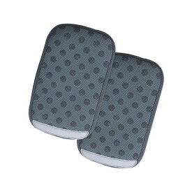 【持ち手部2枚】松葉杖用カバーくるみちゃんEX(持ち手部)消臭カバー 抗菌 静電気防止 防臭 吸水速乾 保温 蓄熱 銅繊維 松葉づえ