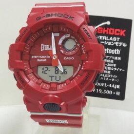 国内正規【あす楽対応】G-SHOCK G-SQUAD エバーラスト コラボ 限定 GBA-800EL-4AJR