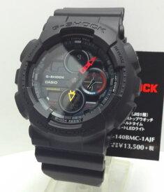 国内正規【あす楽対応】G-SHOCK限定モデル Black × Neon GA-140BMC-1AJF