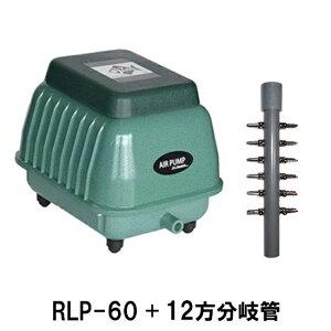 ☆ゼンスイエアーポンプRLP-60+12方分岐管【送料無料 但、一部地域送料別途】【♭】