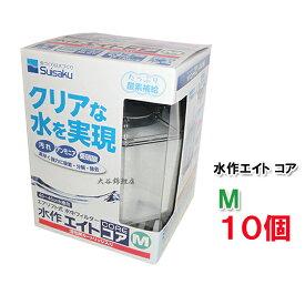 水作エイトコア M 10個【♭】