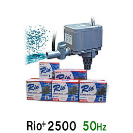 カミハタ リオ Rio+2500 50Hz【送料無料 但、一部地域送料別途】【♭】