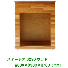 60cm水槽用キャビネットJUN ステージア 6030 (60×30×70cm) ウッド【同梱不可 送料別途見積 地域によって異なります】【♭】