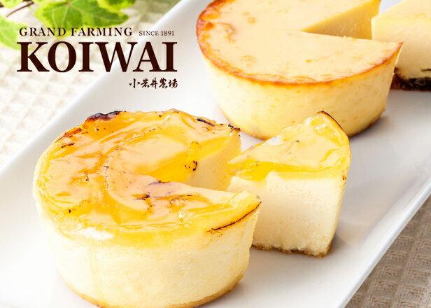 【送料無料】小岩井農場まきばのチーズケーキセット(ギフトボックス入り・ラッピング対応)【スイーツ 母の日 ギフト】