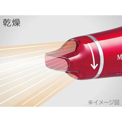 【コイズミ公式】ダブルファンドライヤーモンスターKHD-W765|レッドブルーピンク