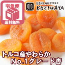 【宅急便送料無料】トルコ産 肉厚やわらかあんず(アプリコット) 《1kg》最高クラスのNo1グレードの杏を厳選仕入れ♪杏の品揃えは日本一を誇る専門店です。砂糖不...